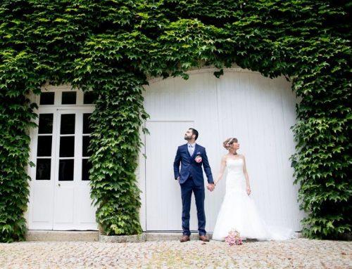 LE MARIAGE DE SARAH ET JULIEN À ARDENTES (36)