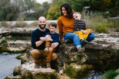 séance familles marmites de Pont de Poite Jura